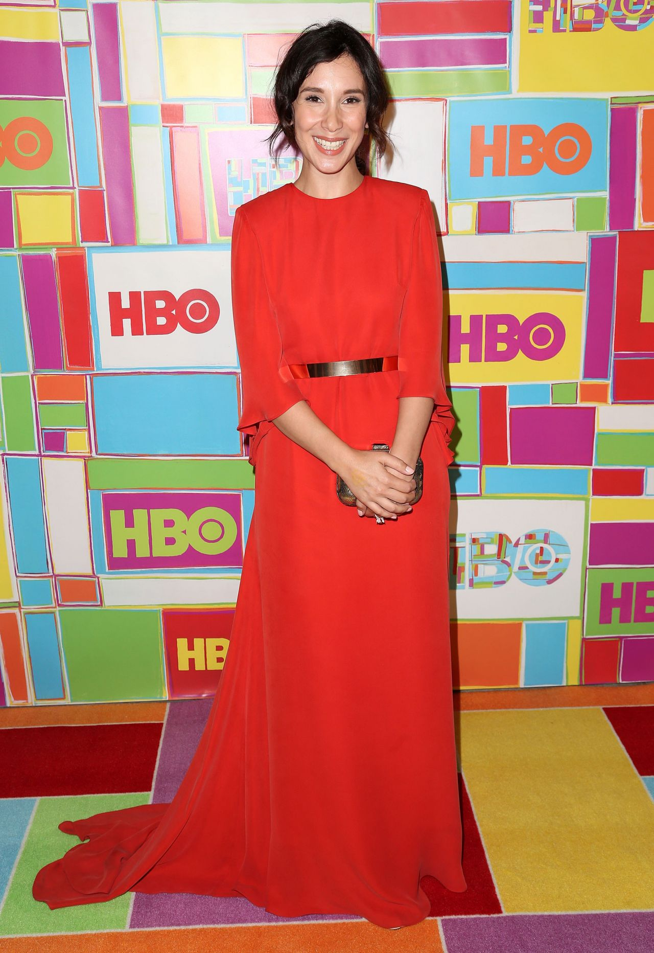 Sibel Kekilli – HBO's Official 2014 Emmy After Party