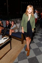 Sophia Bush - Soho House Chicago Pre-Opening - August 2014