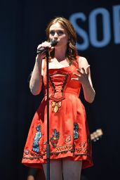 Sophie Ellis-Bextor - V Festival at Hylands Park in London - August 2014
