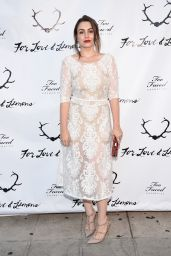 Sophie Simmons – For Love and Lemons 2014 SKIVVIES Party in LA