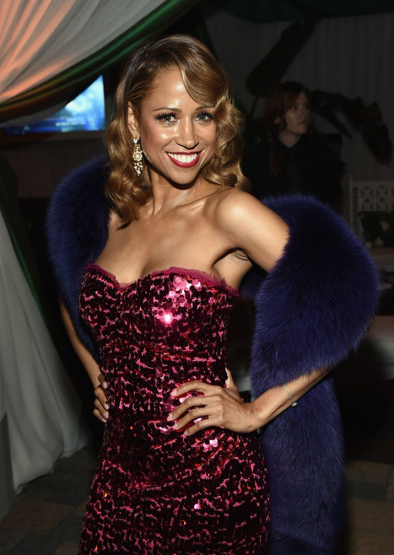 Stacey Dash Fox Fx National Geographic Emmy 2014 Party
