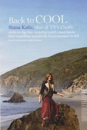 Stana Katic - Good Housekeeping Magazine September 2014 Issue