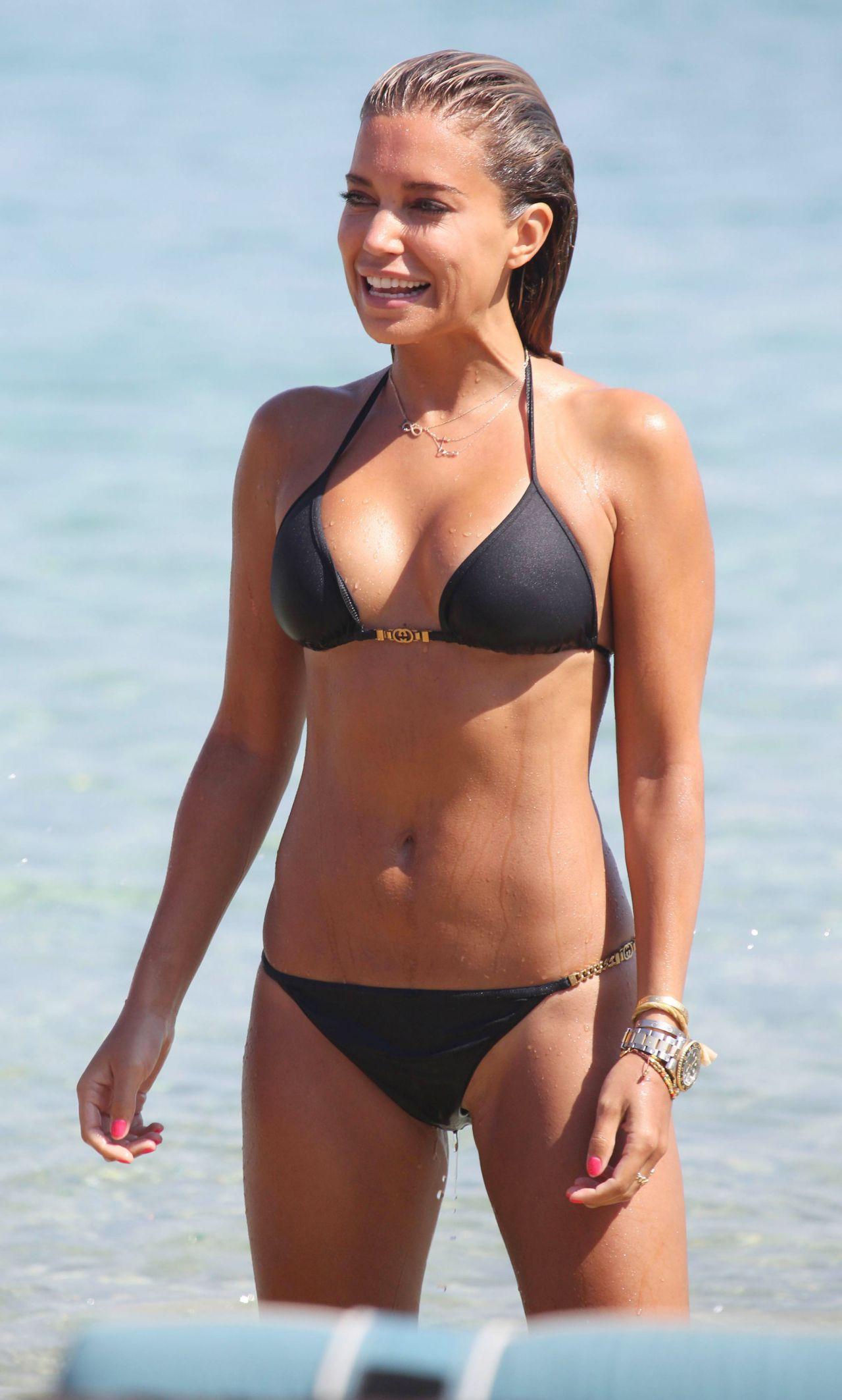 Hot Black Bikini