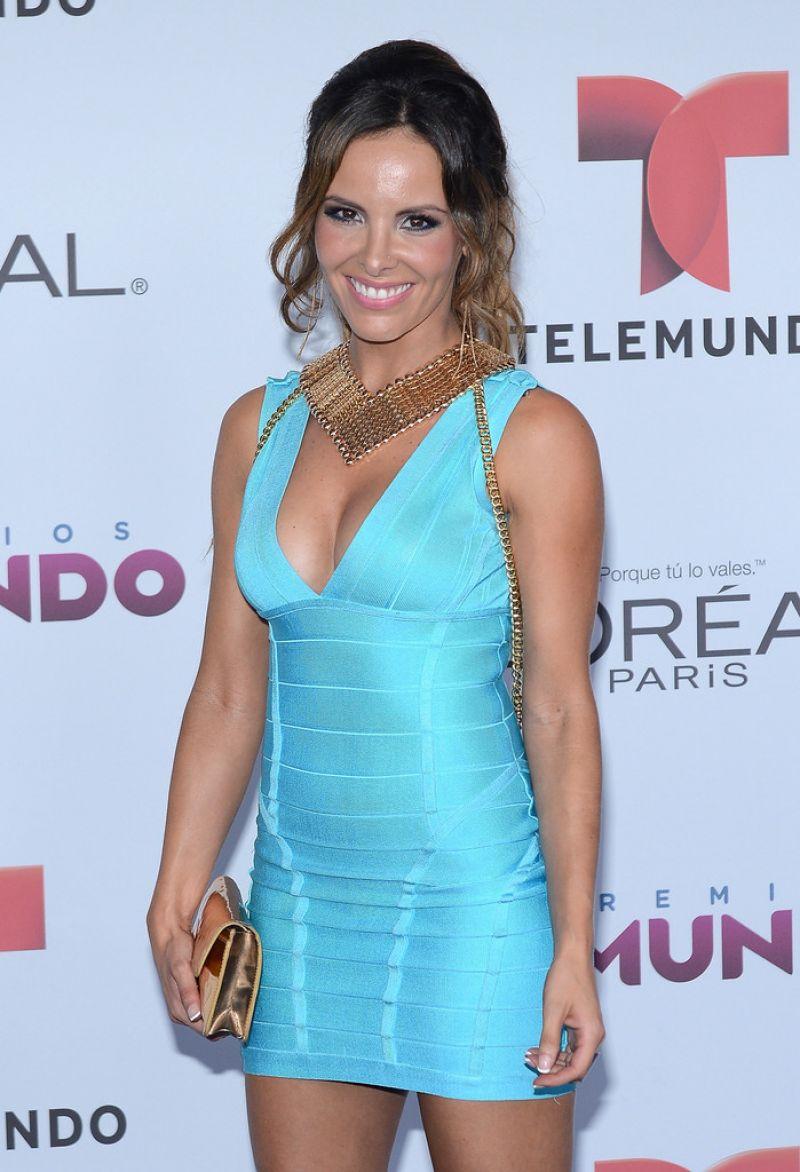 Tali Duclaud – 2014 Telemundo's Premios Tu Mundo Awards