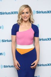 Taylor Schilling at SiriusXM Studios in NYC - July 2014