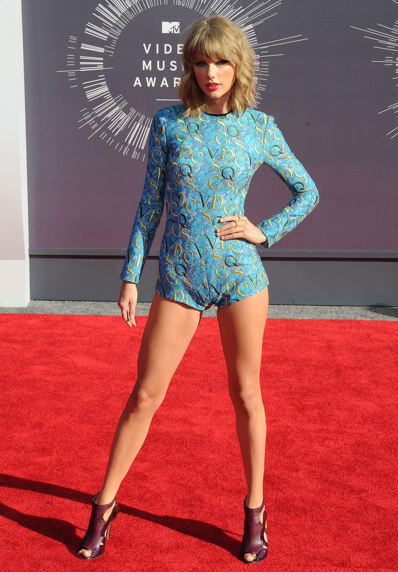 Taylor Swift - 2014 Mtv Video Music Awards In Inglewood-7556