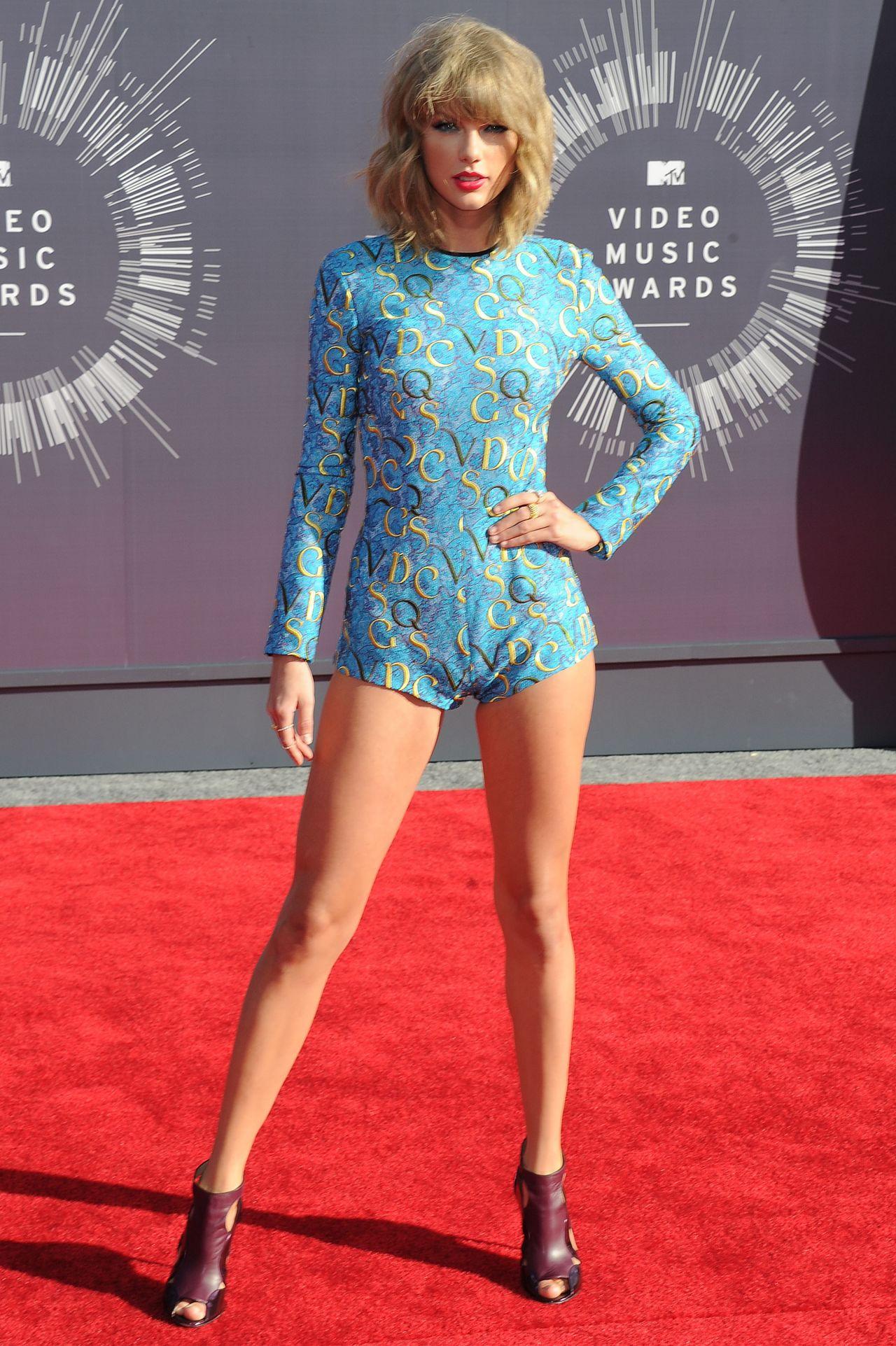 Taylor Swift - 2014 Mtv Video Music Awards In Inglewood-8938