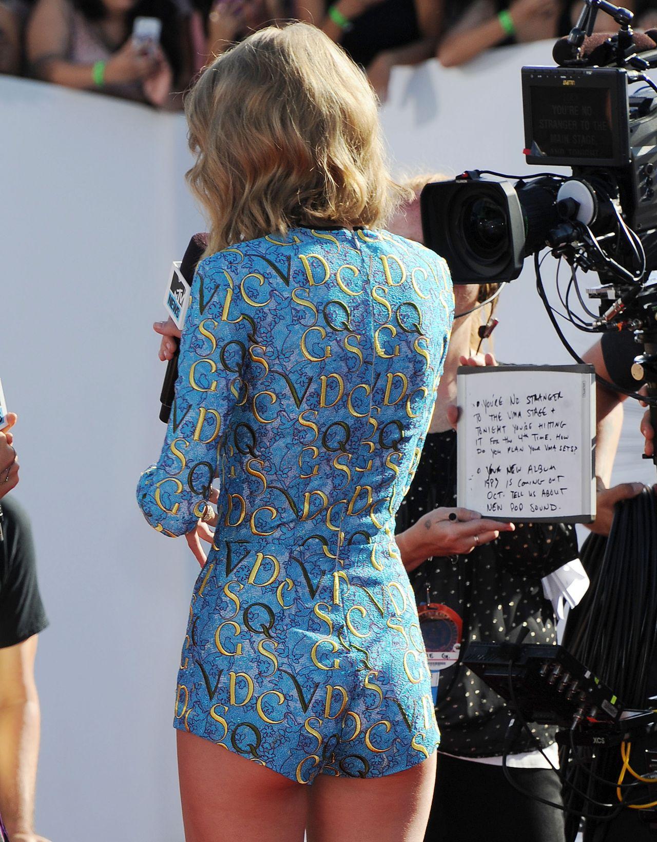 Taylor swift 2014 mtv video music awards in inglewood