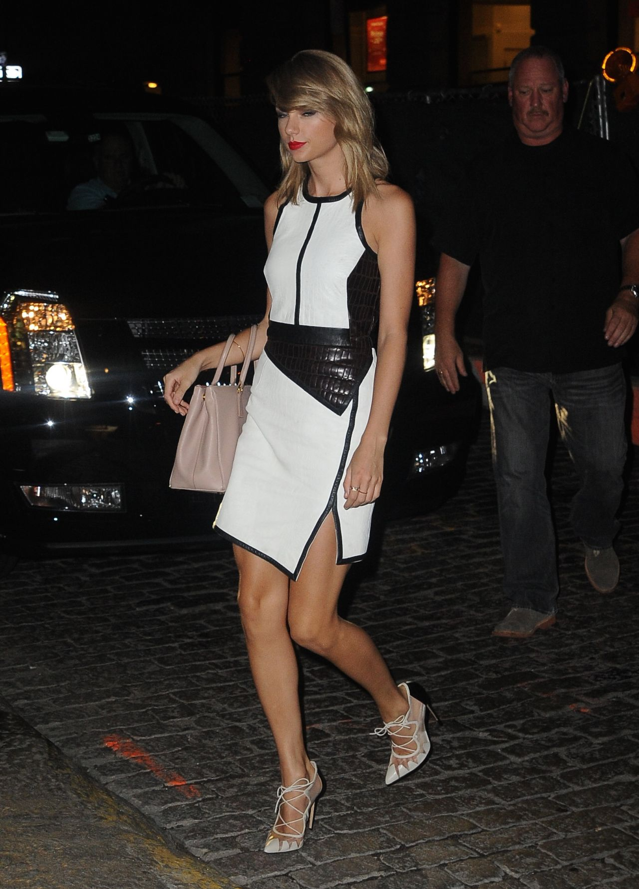 taylor swift night out style out in new york city