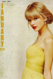 Taylor Swift Official 2015 Calendar