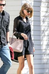 Taylor Swift - Out in Beverly Hills, August 2014