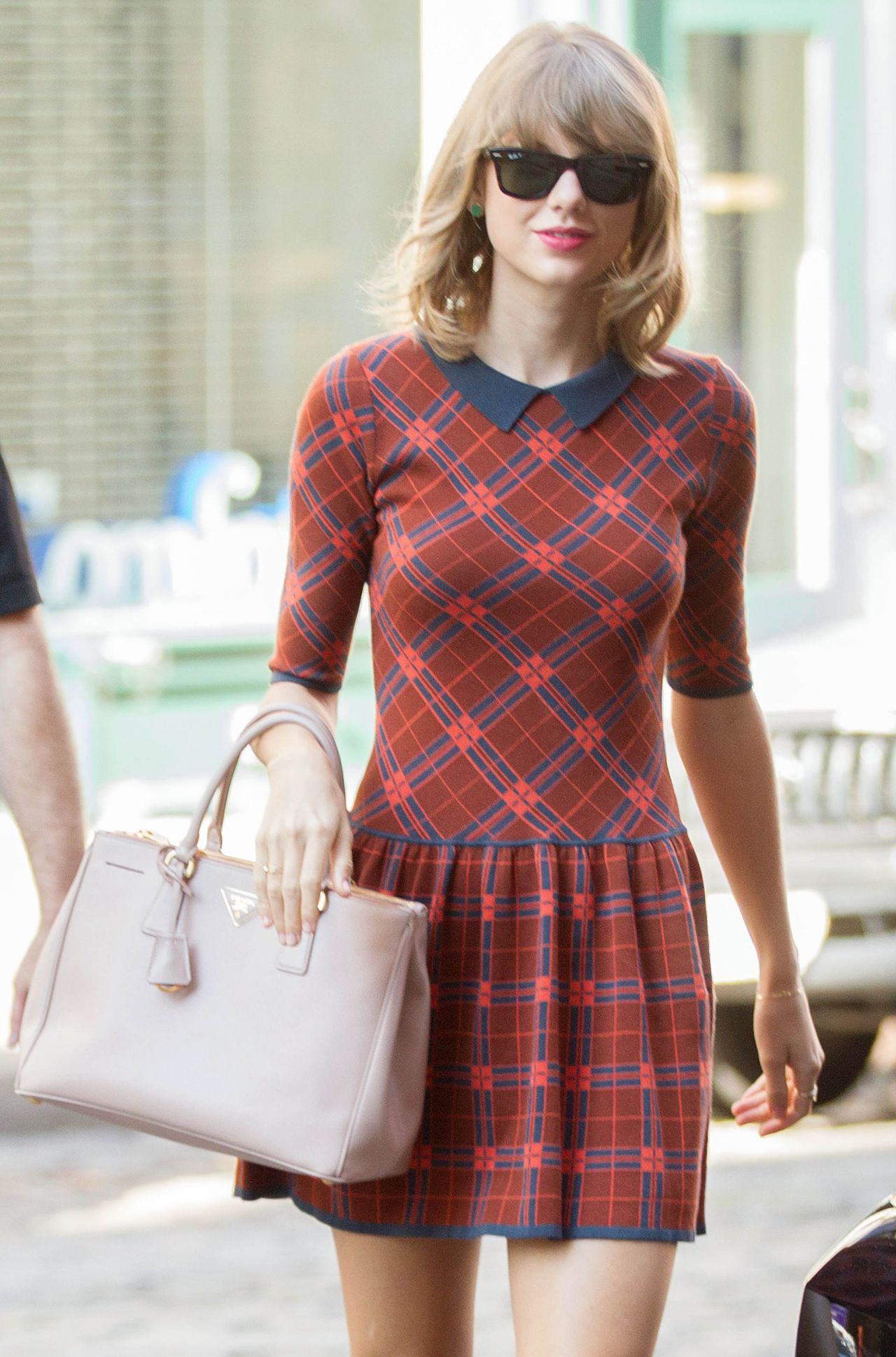 taylor swift style out in new york city august 2014