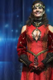Terry Farrell - Star Trek Convention in Las Vegas - August 2014