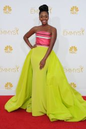 Teyonah Parris – 2014 Primetime Emmy Awards in Los Angeles