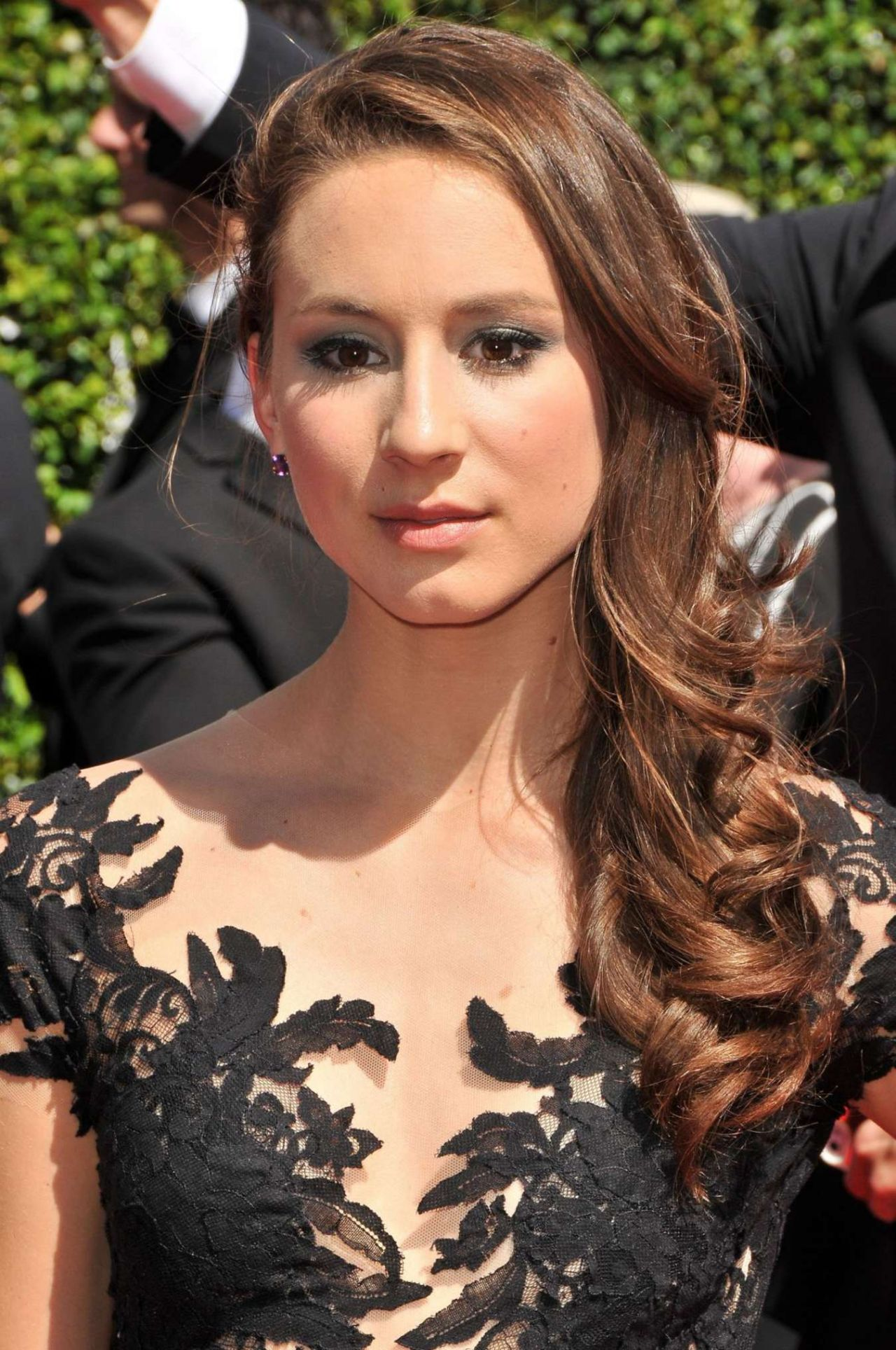 Troian Bellisario Creative Arts Emmy Awards Peyton Roi List Young Hollywood