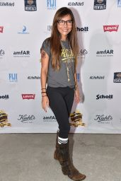 Vanessa Marcil – Kiehl's LifeRide Finale Event – August 2014