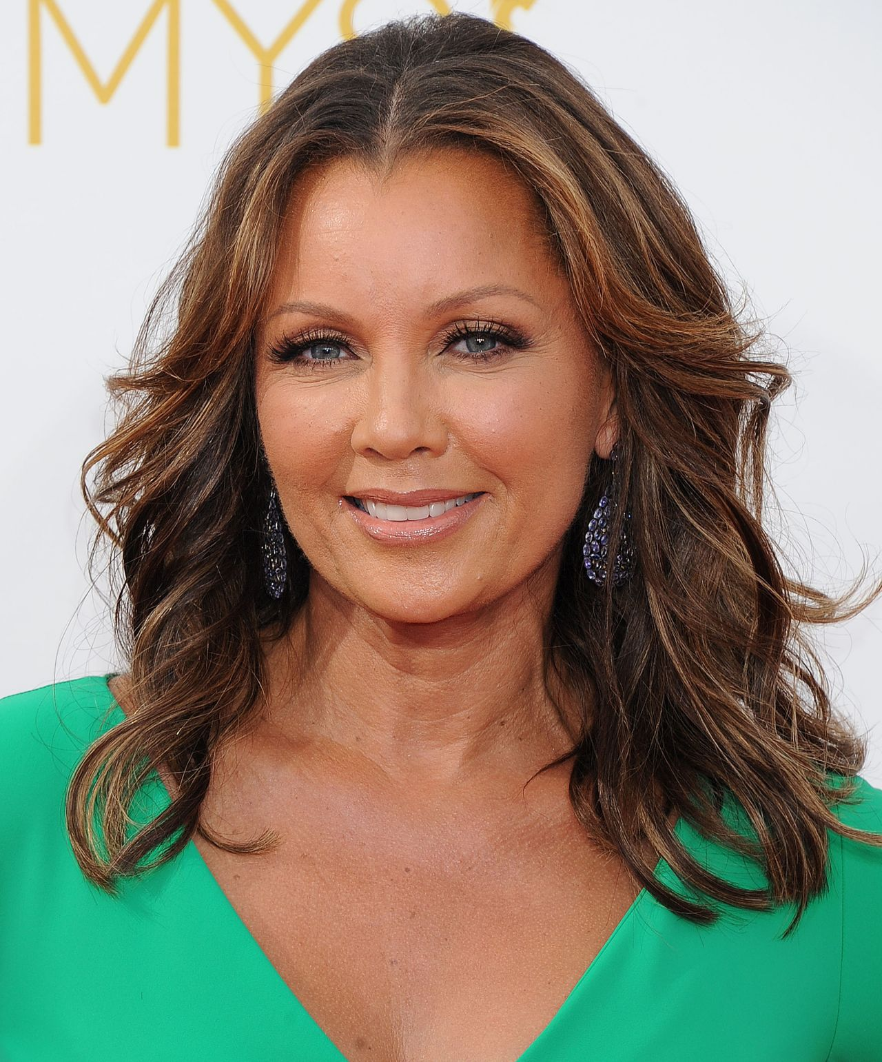 Vanessa Williams: 2014 Primetime Emmy Awards In Los Angeles