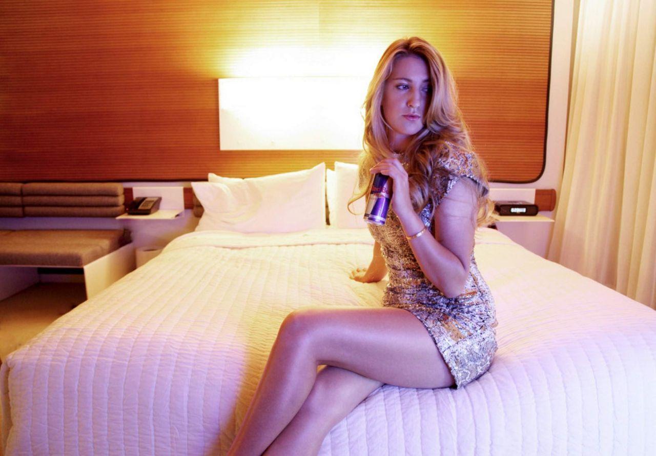 Victoria Azarenka - Red Bull Photoshoot