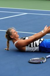 Victoria Azarenka - USTA Kids Day in New York City - August 2014