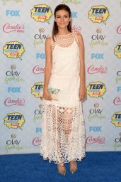 Victoria Justice – Teen Choice Awards 2014 in Los Angeles