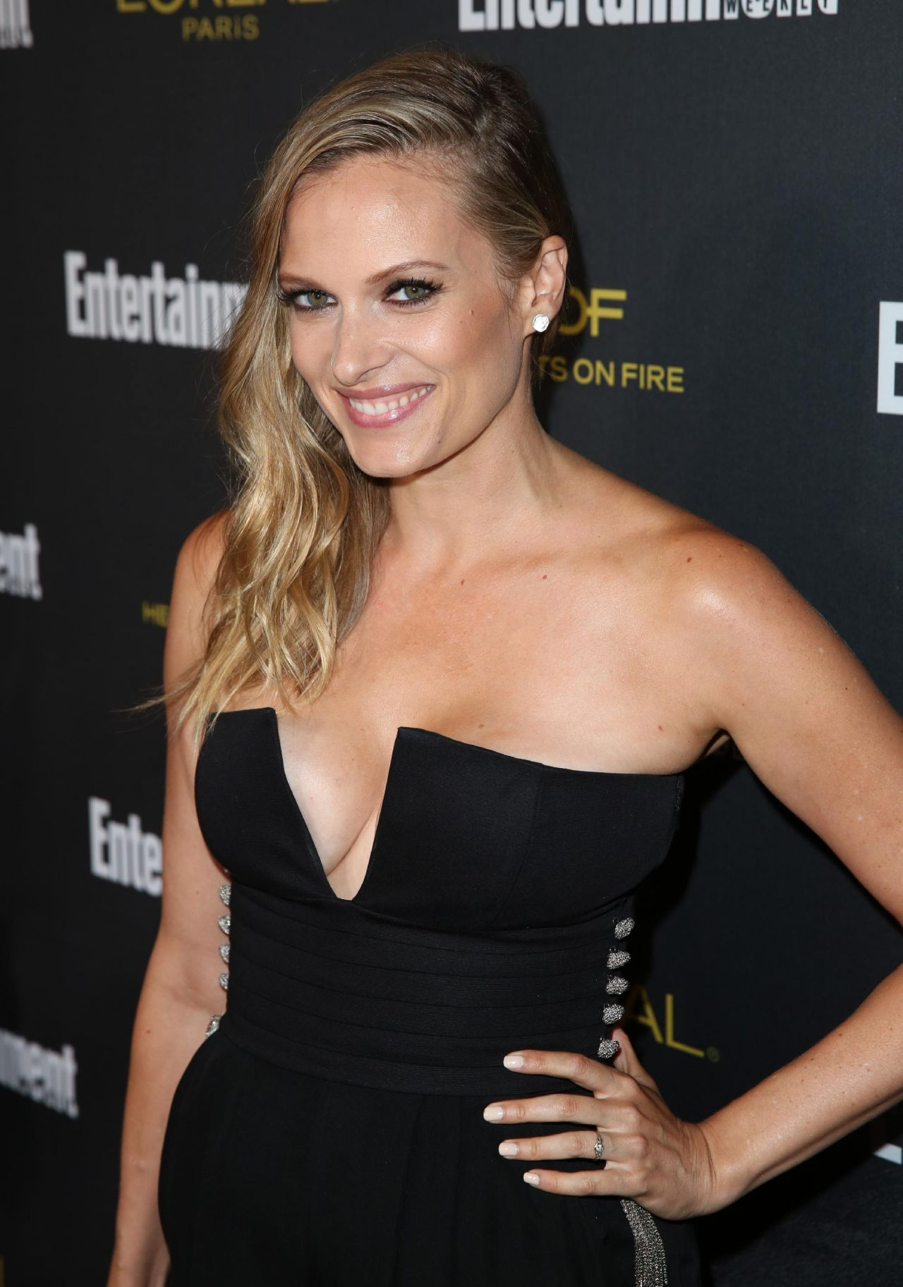 Vinessa Shaw - Entertainment Weeklys Pre-Emmy 2014 Party