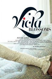 Viola Davis - More Magazine - September 2014 Issue