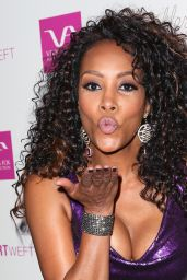Vivica Fox - Celebrates Her 50th Birthday in Beverly Hills