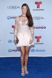 Ximena Duque – 2014 Telemundo's Premios Tu Mundo Awards