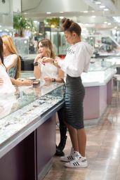 Zendaya Coleman Shopping in Los Angeles - August 2014