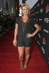 Zoe Bell – 'Sin City A Dame To Kill For' Premiere in Los Angeles