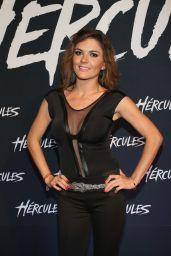 Zoraida Gomez – 'Hercules' Premiere in Mexico City