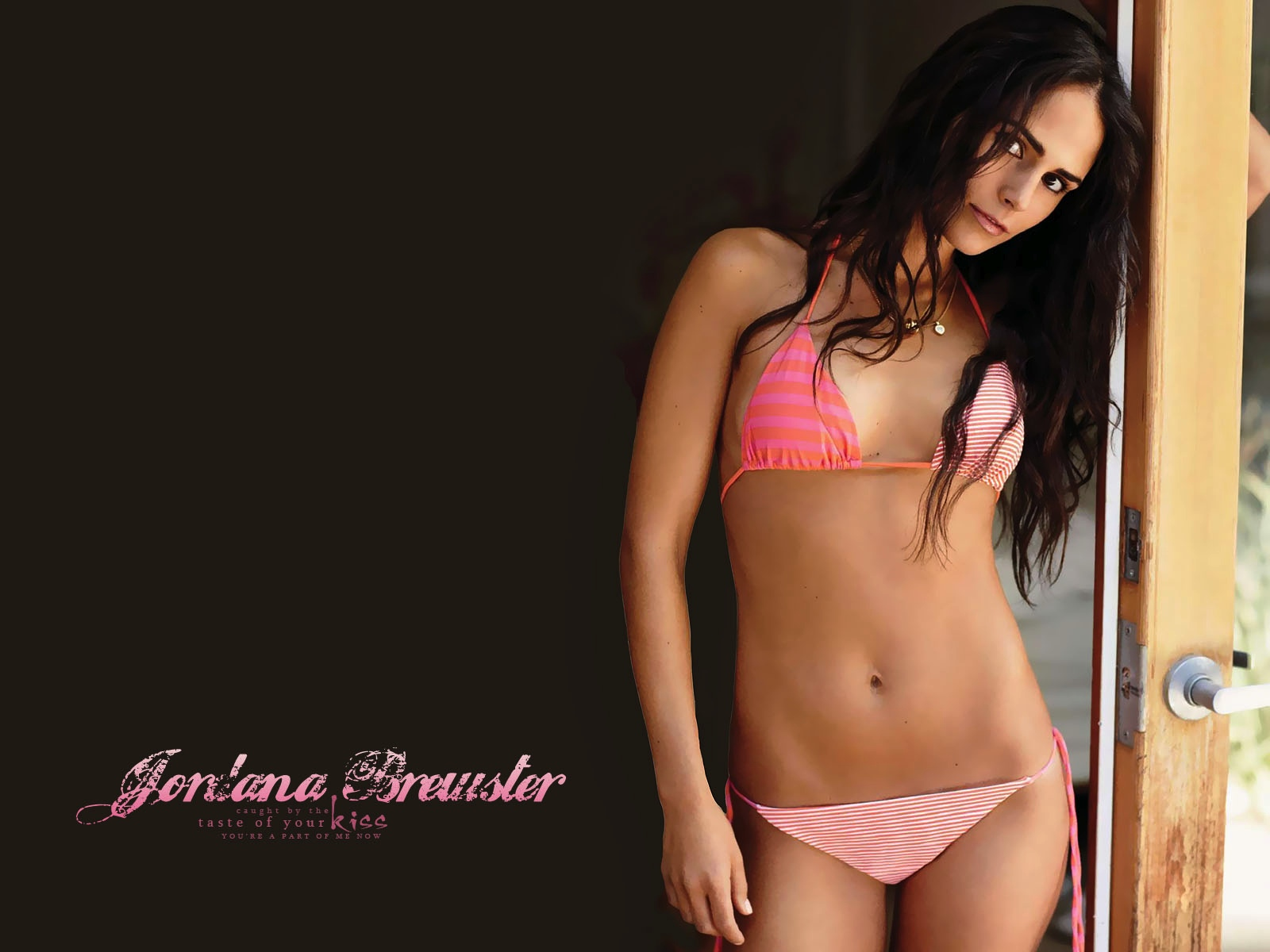 Jordana Brewster Bikini Wallpapers 5