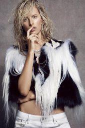 Karolina Kurkova - Photoshoot for Vogue Magazine (Spain) October 2014
