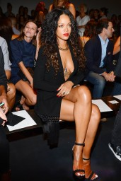 Rihanna - Altuzarra Fashion Show Spring/Summer 2015 in New York City