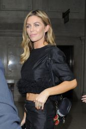 Abbey Clancy at House of Holland Show - London Fashion Week 2014