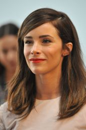 Abigail Spencer - Creatures of the Wind Fashion Show – Mercedes-Benz Fashion Week Spring 2015