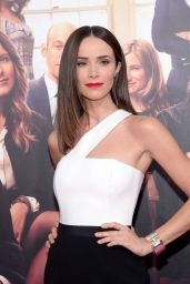 Abigail Spencer – 'This Is Where I Leave You' Premiere in Hollywood