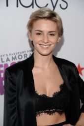 Addison Timlin – Glamorama Fashion Rocks Event in Los Angeles – September 2014