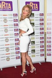 Aisleyne Horgan-Wallace - The National Reality TV Awards 2014 in London