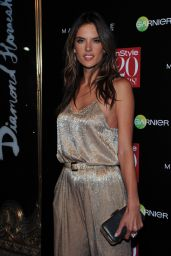 Alessandra Ambrosio - InStyle 20th Anniversary Party in New York City