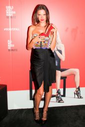 Alessandra Ambrosio - SCHUTZ Fall 2014 Collection Launch in New York City