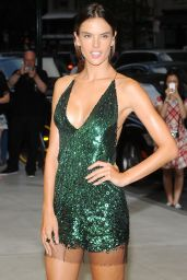 Alessandra Ambrosio – The Daily Front Row Second Annual Fashion Media Awards in New York City