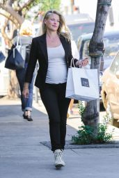 Ali Larter - Shopping in West Hollywood - September 2014