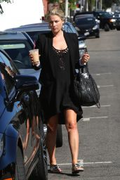 Ali Larter Style - Out in West Hollywood, September 2014