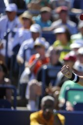 Alize Cornet – 2014 U.S. Open Tennis Tournament in New York City – 3rd Round