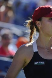 Alize Cornet – 2014 U.S. Open Tennis Tournament in New York City – 3rd Round