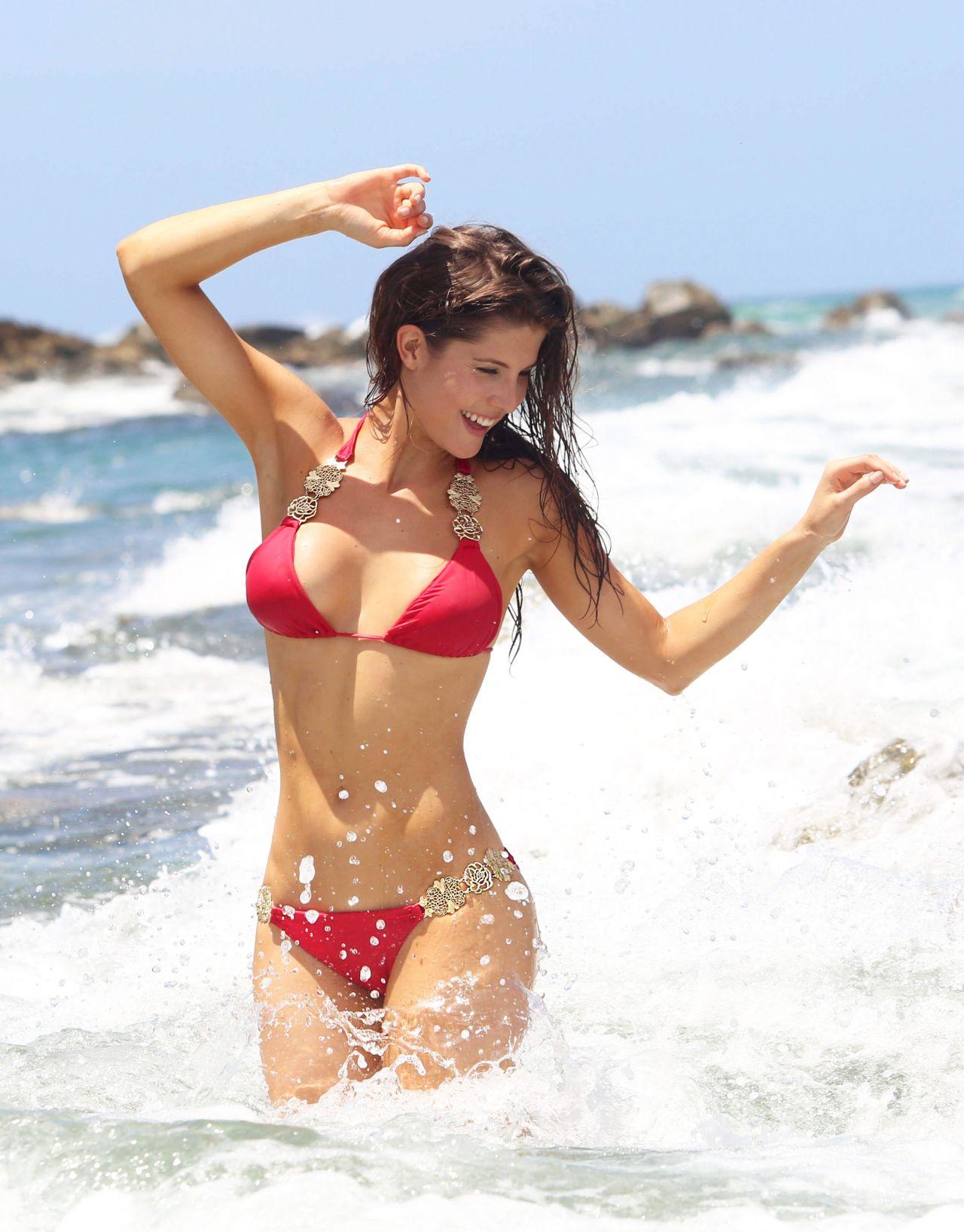 Amanda Cerny Bikini Photoshoot
