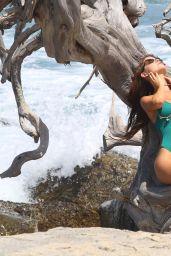 Amanda Cerny - Shooting a Music Video in Aruba - September 2014