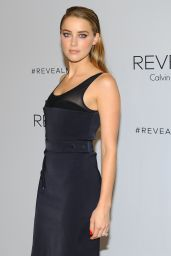 Amber Heard - Calvin Klein Fragrance Launch for REVEAL in New York City - Sep 2014
