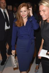 Amy Adams at Max Mara Show in Milan, Italy
